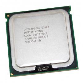 Processeur CPU Intel Quad Core Xeon E5420 2.5Ghz 1333Mhz 12Mo LGA771 SLANV