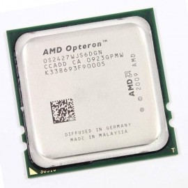 Processeur CPU AMD Opteron 2427 2.2Ghz 6Mo FR2 1207 Six-Core OS2378WAL4DGI