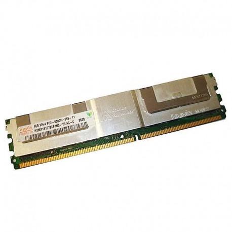 4Go Ram Serveur Hynix HYMP151F72CP4N3-Y5 DIMM ECC 240-PIN PC2-5300F 667Mhz 2Rx4
