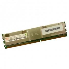 2Go Ram Serveur Hynix HYMP525F72CP4N3-Y5 DIMM DDR2 PC2-5300F 667Mhz 240-Pin 2Rx4