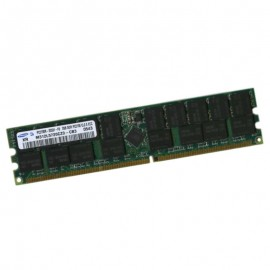 2Go RAM Serveur SAMSUNG M312L5720CZ0-CB3 DDR1 PC-2700R Registered ECC 333Mhz