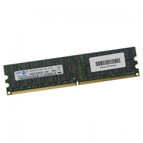 4Go RAM Serveur SAMSUNG M393T5160QZA-CE6 DDR2 PC2-5300R Registered ECC 667Mhz