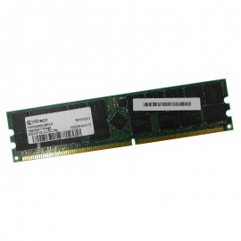 2Go RAM Serveur Infineon HYS72D256220GBR-5-B DDR PC-3200R Registered ECC 400Mhz