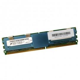 8Go RAM Serveur Micron MT36HTF1G72FZ-667C1D4 PC2-5200F DIMM DDR2 667Mhz 2Rx4 CL5