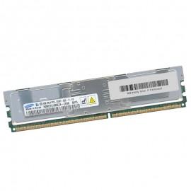 4Go RAM Serveur SAMSUNG M395T5160QZ4-CE66 DDR2 PC2-5300F ECC 667Mhz 2Rx4 CL5