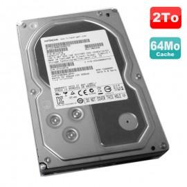 "Disque Dur 2To SATA 3.5"" Hitachi Ultrastar HUA723020ALA641 64Mo 7200 RPM NEUF"