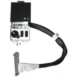 Front Panel Facade 0Y469 Serveur Dell PowerEdge T310 / T410 + Nappe 0D381M
