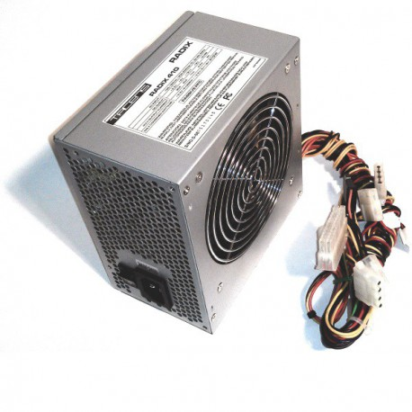 Alimentation ATX 410W Unit TACENS RADIX 410 (ZH019 008B) Power Supply Vent 12cm