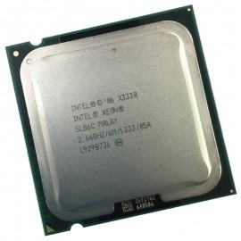 Processeur CPU Intel Xeon X3330 Quad Core 2.66Ghz 6Mo FSB 1333Mhz LGA775 SLB6C