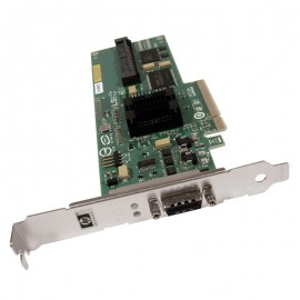 Carte Controller RAID SAS LSI HP ML110 416155-001 SAS3442E-HP PCI-e ProLiant