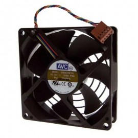 Ventilateur AVC DS09225B12U HP ML110 G5 445068-001 457887-001 5-Pin 92x92x25mm