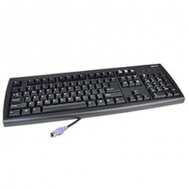 Clavier Azerty Noir PS/2 ACER KB-2971 PC Keyboard 104 Touches