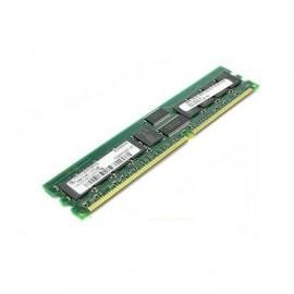 Ram Barrette Mémoire Qimonda 256Mo DDR2 PC2-3200R ECC Registered HYS72T32000DR-5