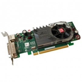 Carte ATI Radeon HD2400XT 256MB DMS-59 S-VIDEO ATI-102-B27602 0XX355 Low Profile