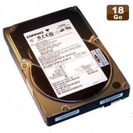 "Disque Dur 18.2Go Ultra3 SCSI 3.5"" COMPAQ BD01864552 9U3001-030 80-Pin 10000RPM"