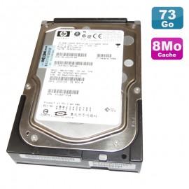 Disque Dur 72.8Go Ultra320 SCSI 3.5 HP WIDE BF07288576 365699-002 80Pin 15000RPM