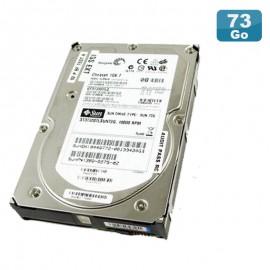 """Disque Dur 72.8Go SCSI 3.5"""" Seagate Cheetah 10K.7 ST373207LC Sun ST373207LSUN72G"""