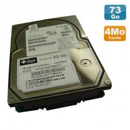 """Disque Dur 72Go SCSI Ultra320 3.5"""" HITACHI DK32EJ-72NC Sun DK32EJ72NSUN72G 80Pin"""