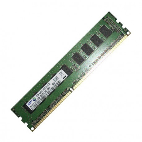 RAM Serveur DDR3 SAMSUNG PC3-10600E 1333 2GB ECC Unbuffered CL9 M391B5773CH0-CH9