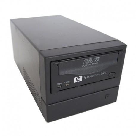 Lecteur Sauvegarde DAT72 HP Data Protector Tape Drive Q1523A BRSLA-0208-AC SCSI