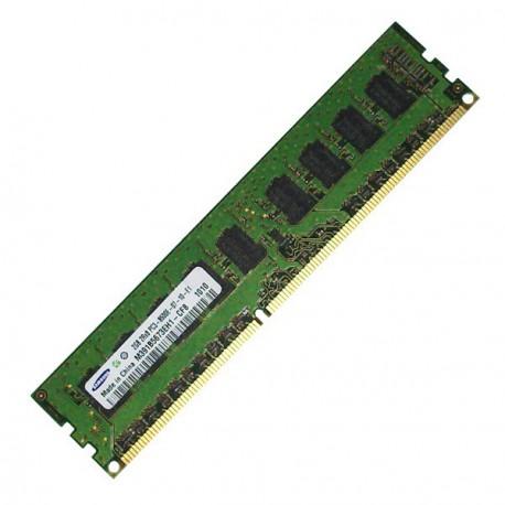 RAM Serveur DDR3 SAMSUNG PC3-8500E 1066 2GB ECC Unbuffered CL7 M391B5673EH1-CF8