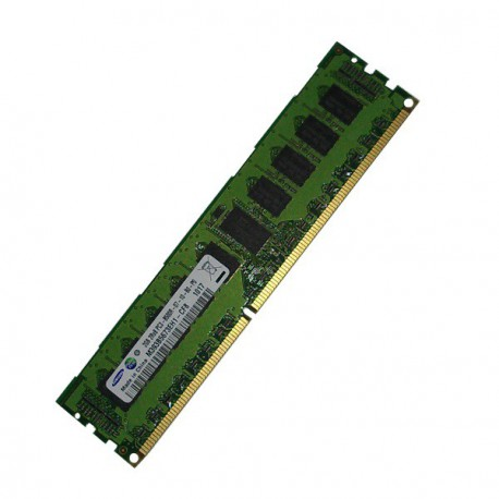 2Go RAM Serveur SAMSUNG M393B5673EH1-CF8 DDR3-1066 PC3-8500R Registered ECC CL7