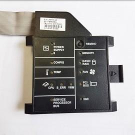 Carte Panneau Contrôle Diagnostic LED Serveur IBM eServer X236 39Y7123 39Y7125
