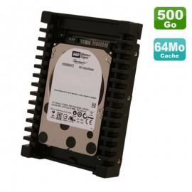 """Disque Dur 500Go SATA 2.5"""" WD VelociRaptor WD5000HHTZ-60N21V0 10K RPM IcePack"""