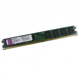 2Go RAM KINGSTON ACR256X64D2U800C6L 240Pin PC2-6400U 800Mhz 2Rx8 Low Profile CL6