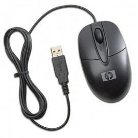 Mini Souris Optique USB HP HSTNN-PM12 530546-001 434594-001 3Boutons Noir 800DPI