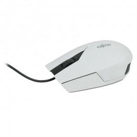 Souris Optique USB Fujitsu FSC BC M-U0002-FSC1 S26381-K426-V101 3 Boutons Blanc