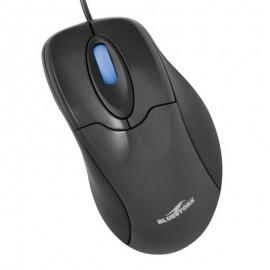 Souris Optique Filaire USB Bluestork BS-MECO-II 3 Boutons Noir 800-DPI PC Mouse