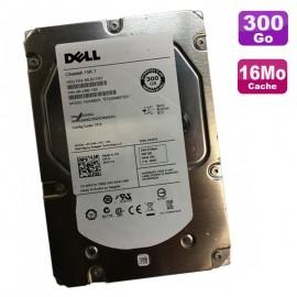 """Disque Dur 300Go 3.5"""" SAS DELL 0F617N Cheetah 15K.7 ST3300657SS 15000RPM 16Mo"""