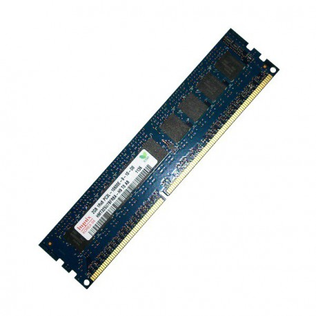 RAM Serveur DDR3-1333 Hynix PC3L-10600E 2GB Unbuffered ECC CL9 HMT325U7BFR8A-H9