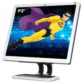 """Ecran Plat PC 19"""" Hewlett Packard L1910 455992-001 LCD TFT 1x VGA 1280x1024 5:4"""