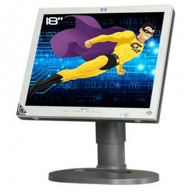 """Ecran Plat PC 18"""" HP 1825 P4830 299162-004 LCD TFT TN VGA DVI Audio 1280x1024"""