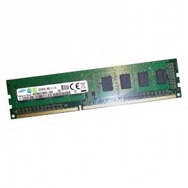 2Go RAM PC Bureau Samsung M378B5773DH0-CK0 DDR3 PC3-12800U 1600Mhz 1Rx8 CL11