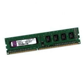 1Go RAM PC Bureau KINGSTON KTW149-ELD DIMM DDR3 PC3-10600U 1333Mhz 1Rx8 CL9