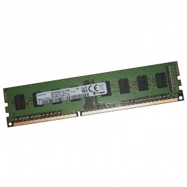 4Go RAM PC SAMSUNG M378B5173EB0-CK0 DDR3 240-PIN PC3-12800U 1600MHz 1Rx8 CL11