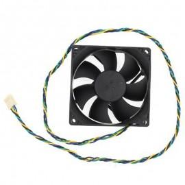 Ventilateur FOXCONN PVA080G12Q IBM ThinkCentre M70E DC 12V Fan 4-Pin 80x80x25mm
