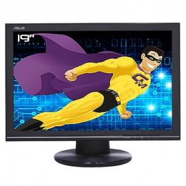 """Ecran PC Pro 19"""" ASUS VW191S LCD TFT 2x VGA Audio 1440x900 VESA WideScreen 16:10"""