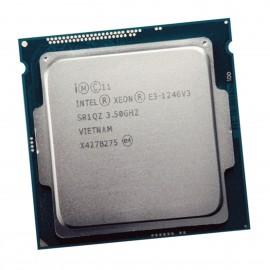 Processeur CPU Intel Xeon E3-1246V3 SR1QZ 3.50Ghz LGA1150 Quad Core 8Mo Haswell