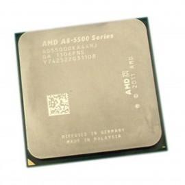 Processeur CPU AMD A8-5500 Series 3.2GHz AD55000KA44HJ 2x2Mo Socket FM2