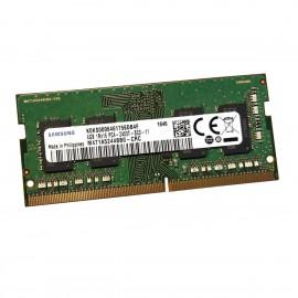4Go RAM Samsung M471A5244BB0-CRC SODIMM DDR4 PC4-19200S 2400Mhz 1Rx16 1.2v CL17