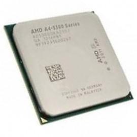 Processeur CPU AMD A4-Series 5300B 3.4GHz 1Mo AD530BOKA23HJ Socket FM2