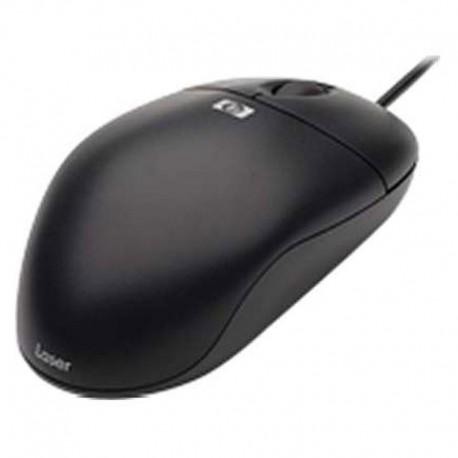Souris Optique Filaire USB HP M-UAL-96 458407-002 3 Boutons PC Mouse Noir