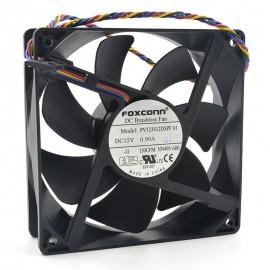 Ventilateur FOXCONN PV123812DSPF 01 NN495-A00 DC 12V Fan 5-Pin 120x120x32mm 32cm
