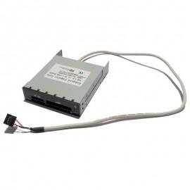 """Lecteur Carte Mémoire GodSpeed GS-2005-CR28806 MS CF/MD SD/MMC SM 3.5"""""""