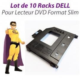 Lot x10 Rack Tray CD DVD Slim Dell Optiplex 790/7010/3020/7020/9020 SFF PB60236
