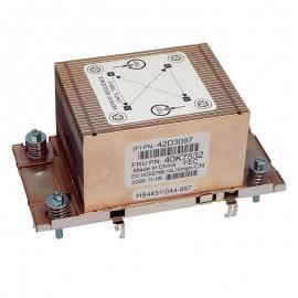 Dissipateur Processeur IBM 42D3097 FRU 40K7532 CPU Heatsink XServer X3755